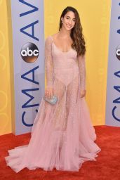 Aly Raisman - 50th Annual CMA Awards in Nashville 11/2/ 2016