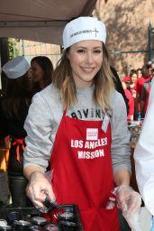 Amanda Crew - LA Mission