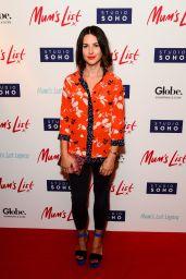 Amelia Warner – 'Mum's List' Film Premiere in London