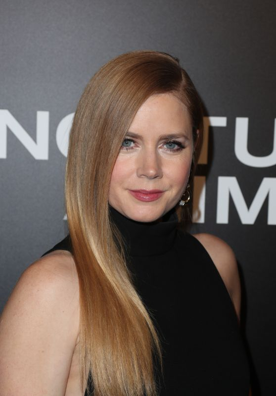 Amy Adams – 'Nocturnal Animals' Screening in Los Angeles