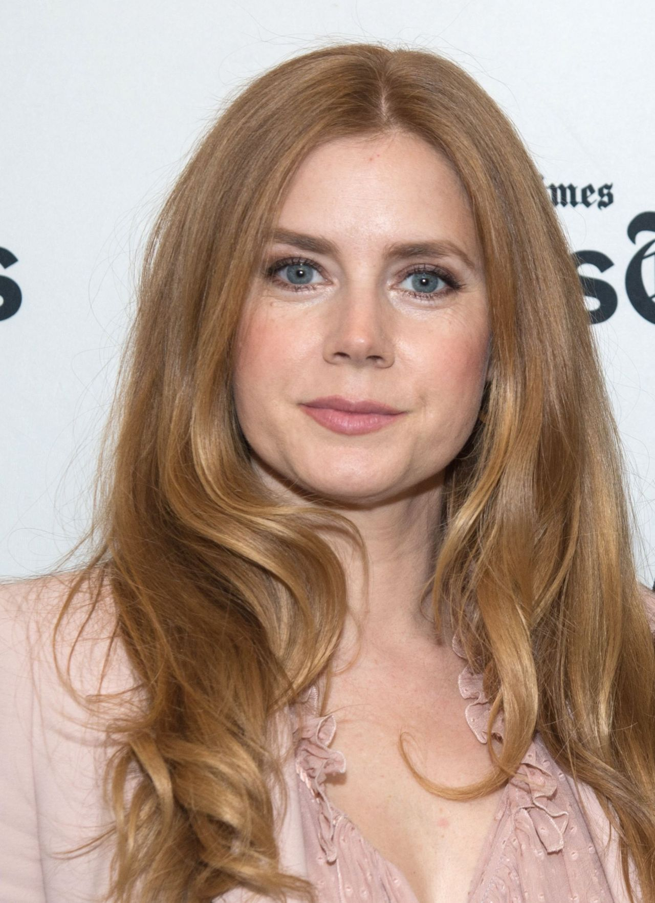 Amy Adams Timestalks Discusses Arrival In New York City