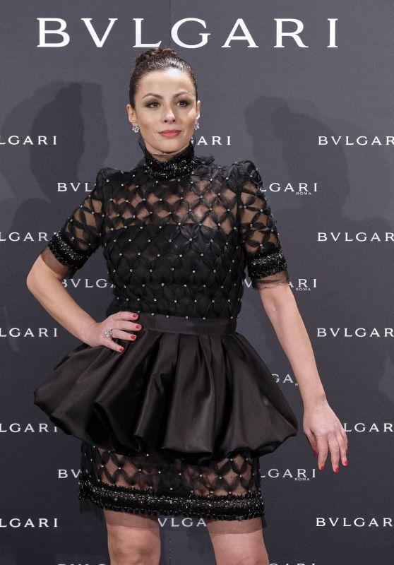 Ana Alvarez – Bulgari Cocktail Event in Madrid 11/28/ 2016