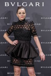 Ana Alvarez – Bulgari Cocktail Event in Madrid 11/28/ 2016