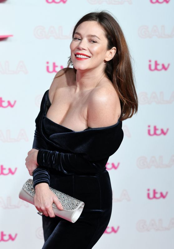 Anna Friel - ITV Gala in London 11/24/ 2016