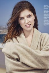Anna Kendrick - Glamour Magazine Latin America November 2016 Issue
