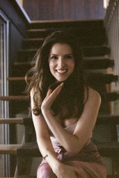 Anna Kendrick - Photoshoot for Playboy December 2016