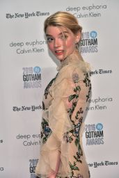 Anya Taylor-Joy – Gotham Independent Film Awards 2016 in New York