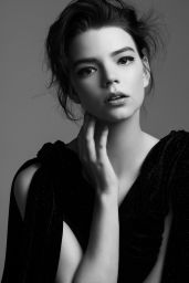 Anya Taylor-Joy - Photoshoot for Just Jared Spotlight (2016)