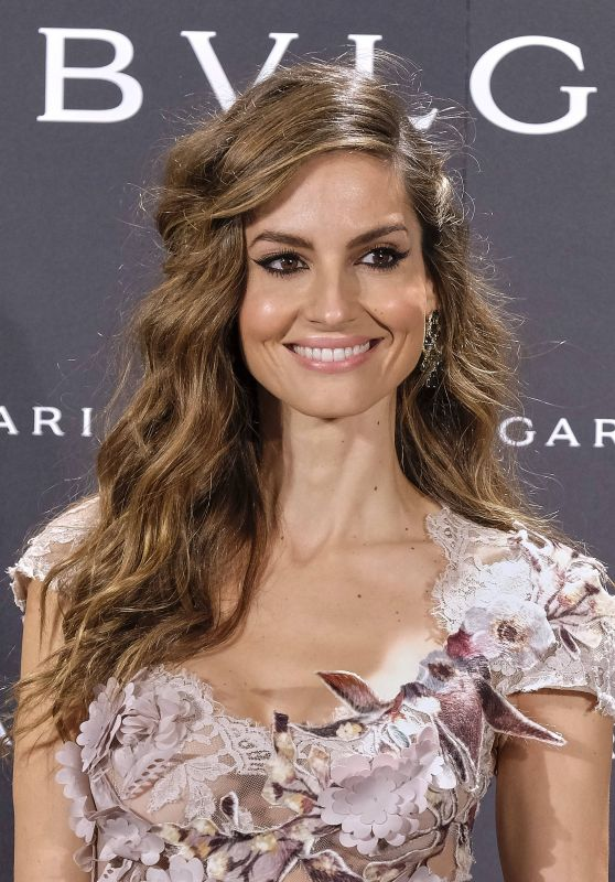 Ariadne Artiles – Bulgari Cocktail Event in Madrid 11/28/ 2016