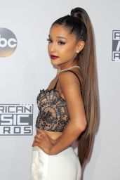 Ariana Grande – 2016 American Music Awards in Los Angeles