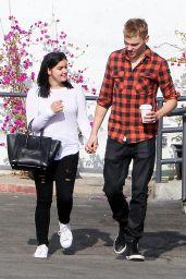 Ariel Winter & New Boyfriend Levi Meaden - Out in Studio City 11/26/ 2016