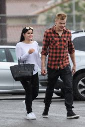 Ariel Winter & New Boyfriend Levi Meaden - Out in Studio City 11/26/ 2016