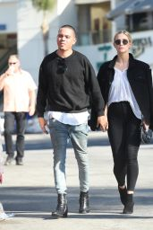 Ashlee Simpson - Shopping in Los Angeles 11/9/2016
