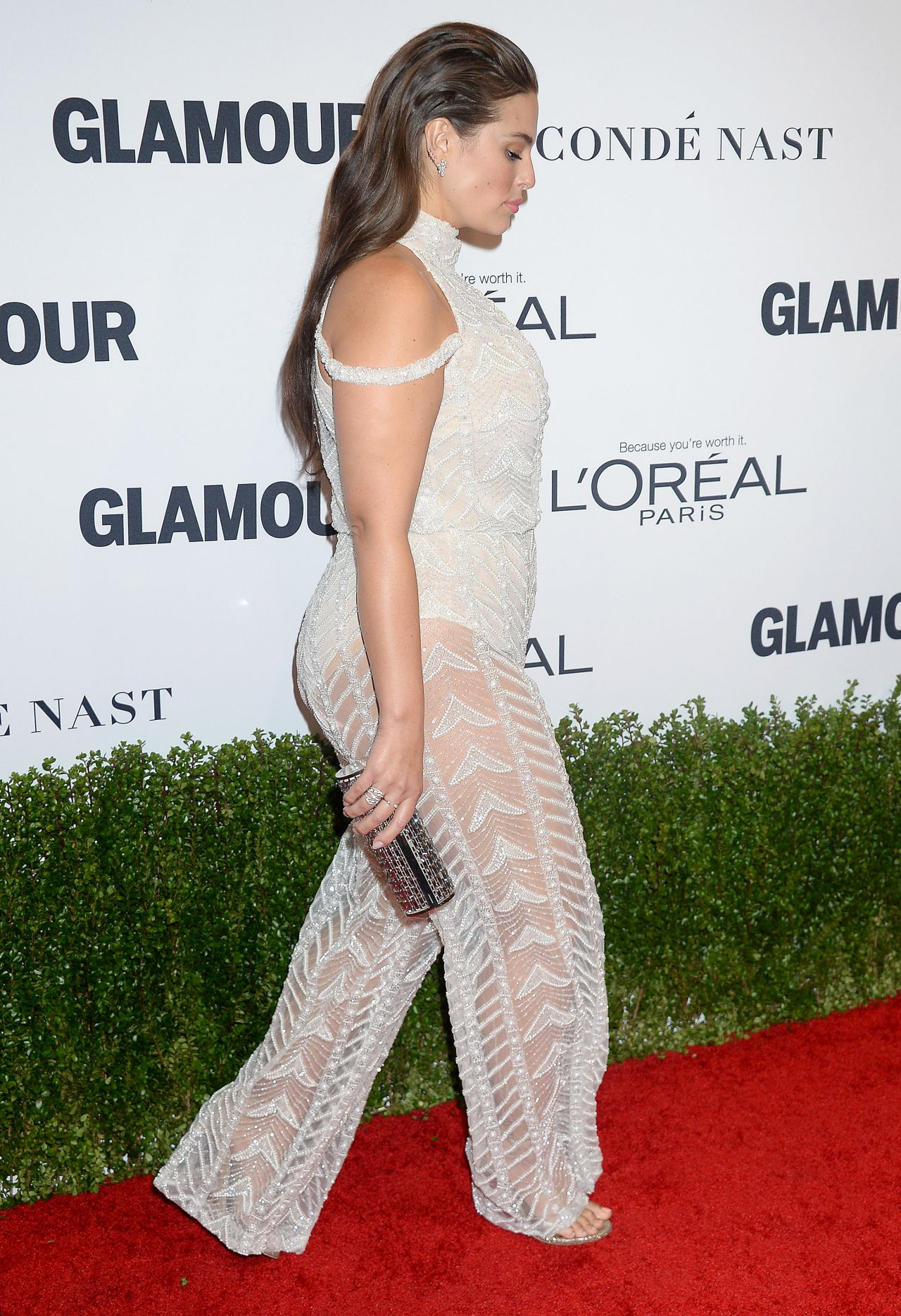 8a4ce5d0d22 Ashley Graham – Glamour Women Of The Year Awards in Los Angeles 11 14  2016