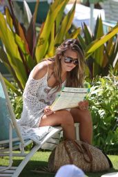 Audrina Patridge in a Bikini in Hawaii 11/8/ 2016