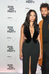 Aurora James & Gigi Burris – The Whitney Annual Art Party in New York 11/15/ 2016