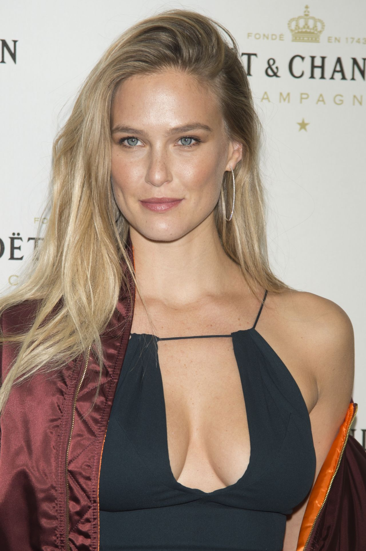 Bar Refaeli - Moet  Chandon Party In Madrid 1129 2016-8989
