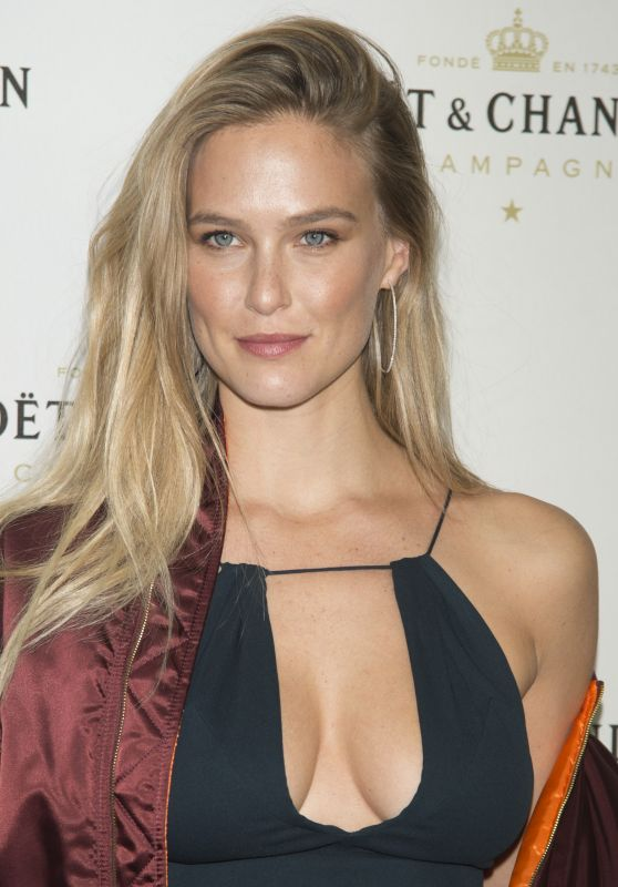 Bar Refaeli - Moet & Chandon Party in Madrid 11/29/ 2016