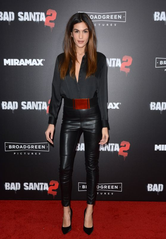Barbara Nogueira – 'Bad Santa 2' Premiere in New York