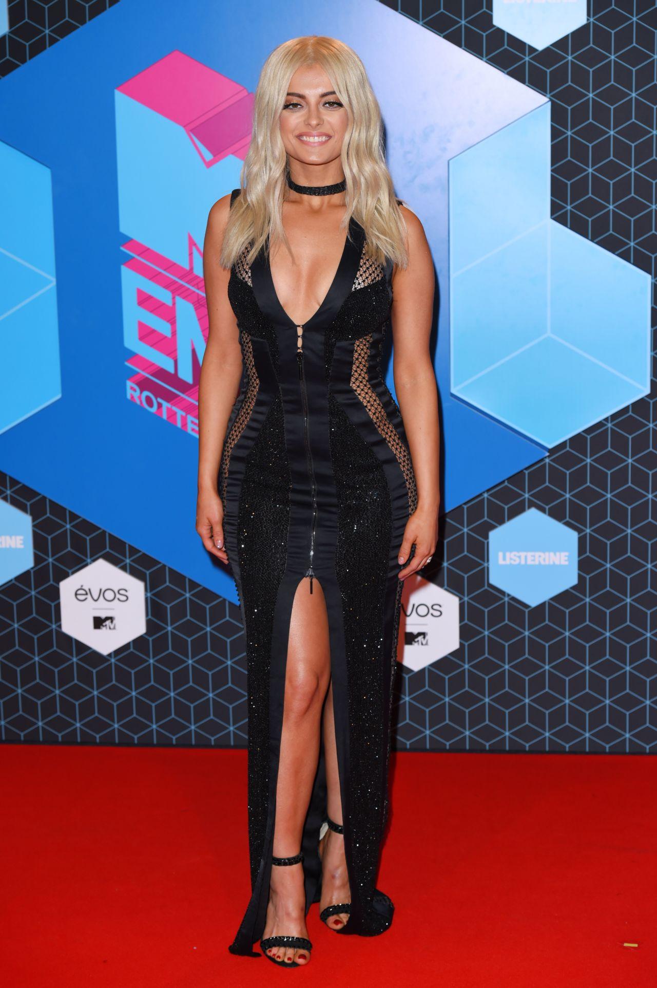 Bebe Rexha Mtv Europe Music Awards In Rotterdam 11 6 2016