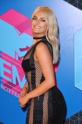 Bebe Rexha – MTV Europe Music Awards in Rotterdam 11/6/2016