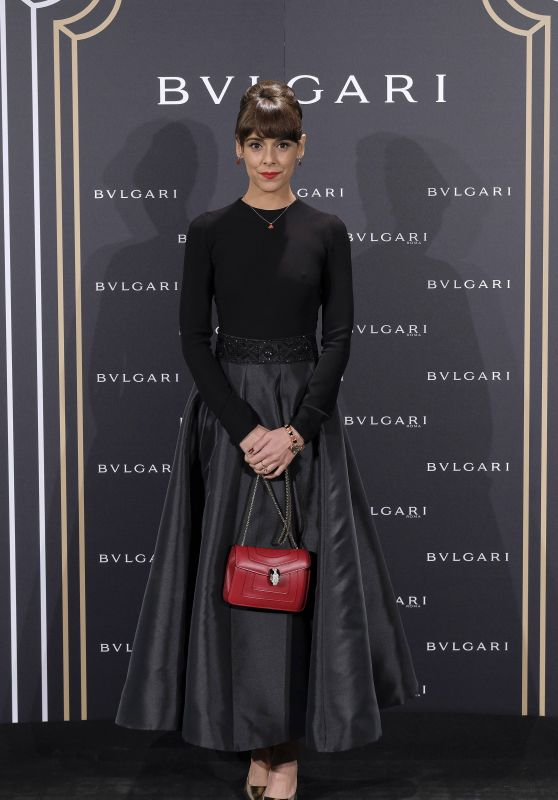 Belen Cuesta – Bulgari Cocktail Event in Madrid 11/28/ 2016