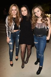 Brec Bassinger - YSBnow Friendsgiving in Los Angeles 11/12/ 2016