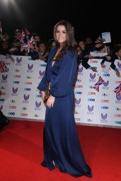 Brooke Vincent - Pride of Britain Awards in London 10/31/ 2016