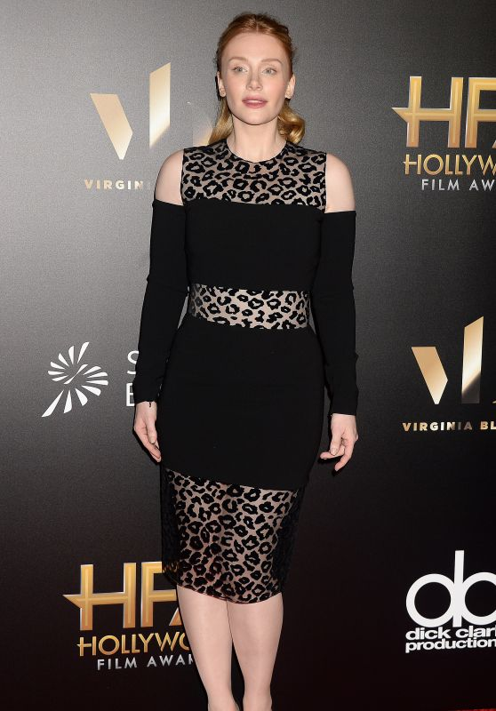 Bryce Dallas Howard – The 20th Annual Hollywood Awards in Los Angeles 11/06/2016