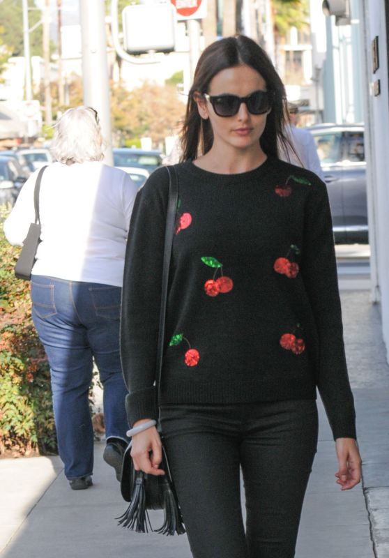 Camilla Belle - Out in Beverly Hills, CA 11/23/ 2016