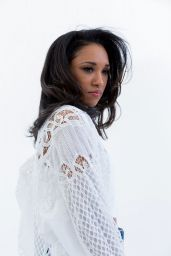 Candice Patton - Photoshoot for LaPalme Magazine May 2016