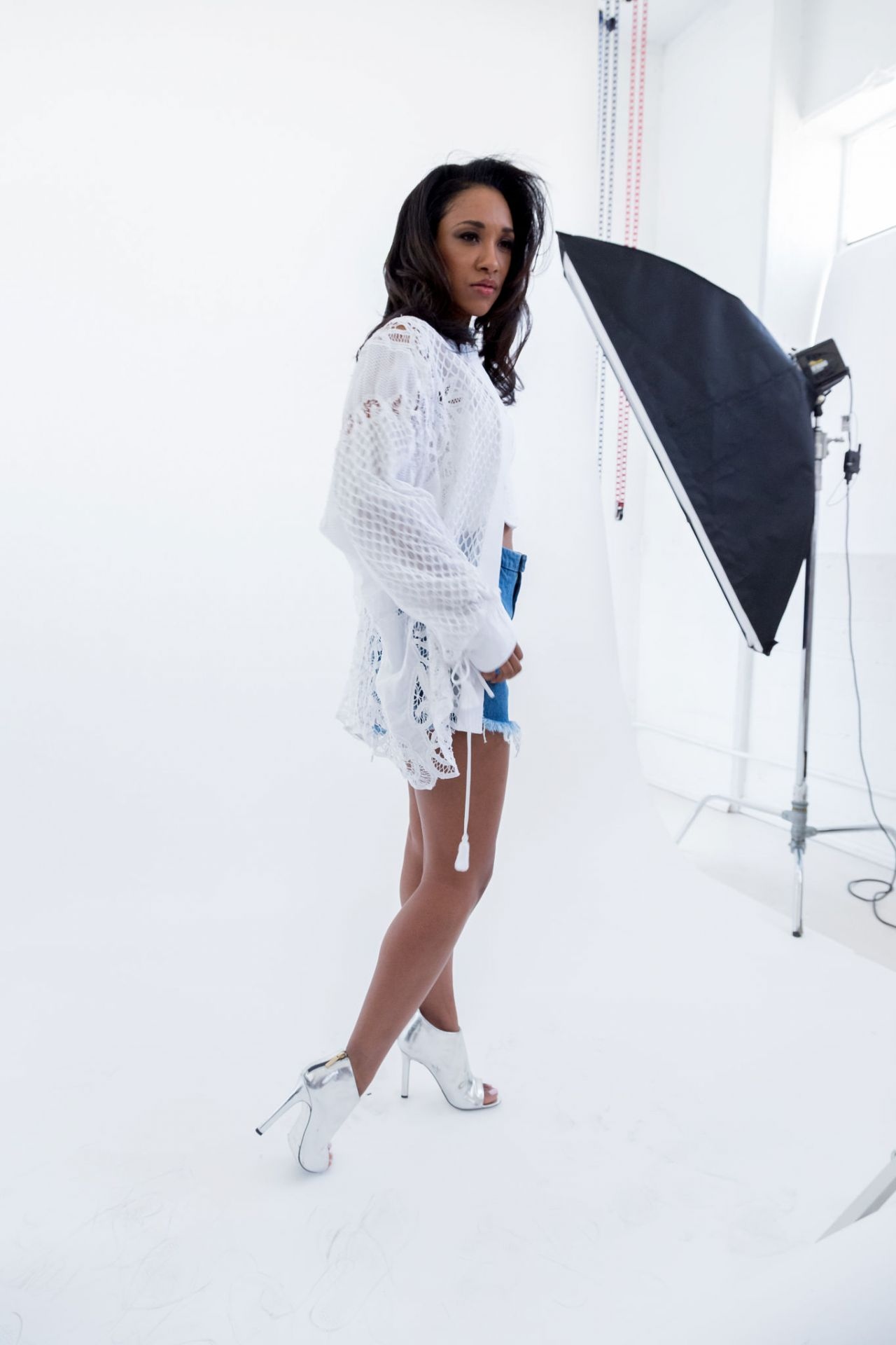 Candice Patton Photoshoot For Lapalme Magazine May 2016