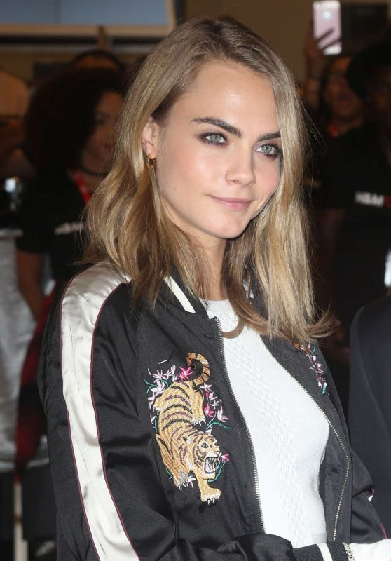 Cara Delevingne -  H&M Store Grand Opening in New York City 11/17/ 2016