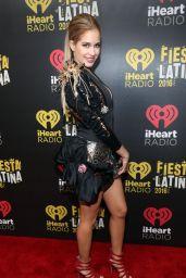 Carmen Aub - iHeart Radio Fiesta Latina 2016 in Florida 11/5/2016