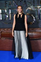 Carmen Ejogo – 'Fantastic Beasts and Where To Find Them' Film Premiere in London