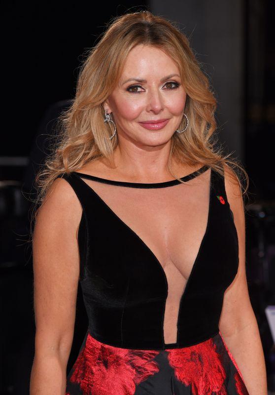 Carol Vorderman Pride Of Britain Awards In London 10 31