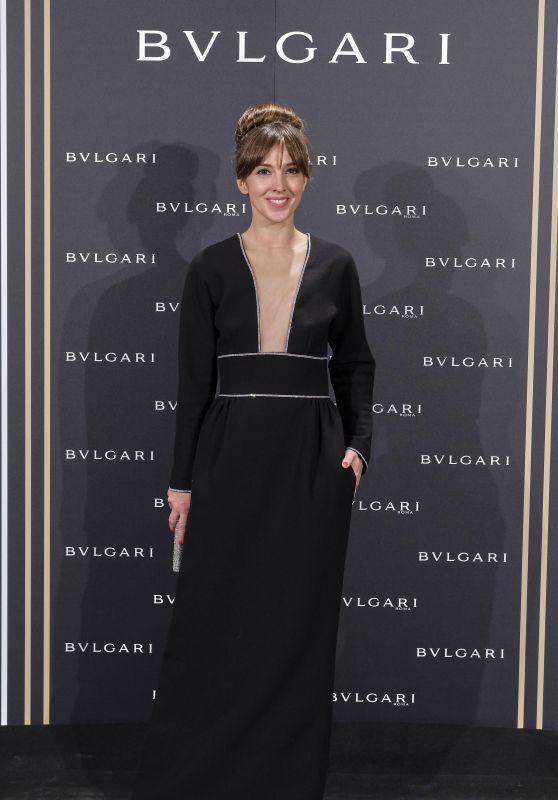 Carolina Lapausa – Bulgari Cocktail Event in Madrid 11/28/ 2016