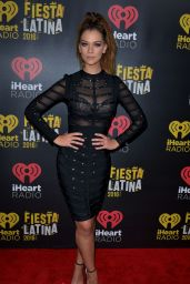 Carolina Miranda - iHeart Radio Fiesta Latina 2016 in Florida