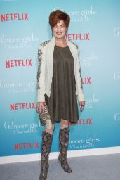 Carolyn Hennesy – 'Gilmore Girls: A Year in The Life' TV Series Premiere in Los Angeles