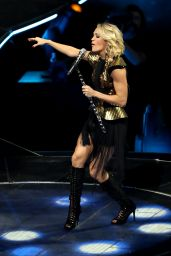 Carrie Underwood Performs at The StoryTeller Tour at T-Mobile Arena Las Vegas 11/26/ 2016
