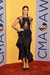 Cassadee Pope – 50th Annual CMA Awards in Nashville 11/2/ 2016