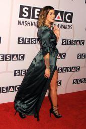Cassadee Pope - SESAC Nashville Music Awards - 10/30/ 2016