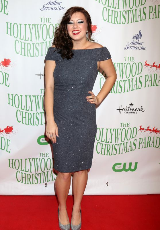 Cassidy Diana – 85th Annual Hollywood Christmas Parade in Hollywood 11/27/ 2016