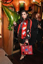 Charli XCX - Coach House Regent Street Lunch Party in London 11/24/ 2016