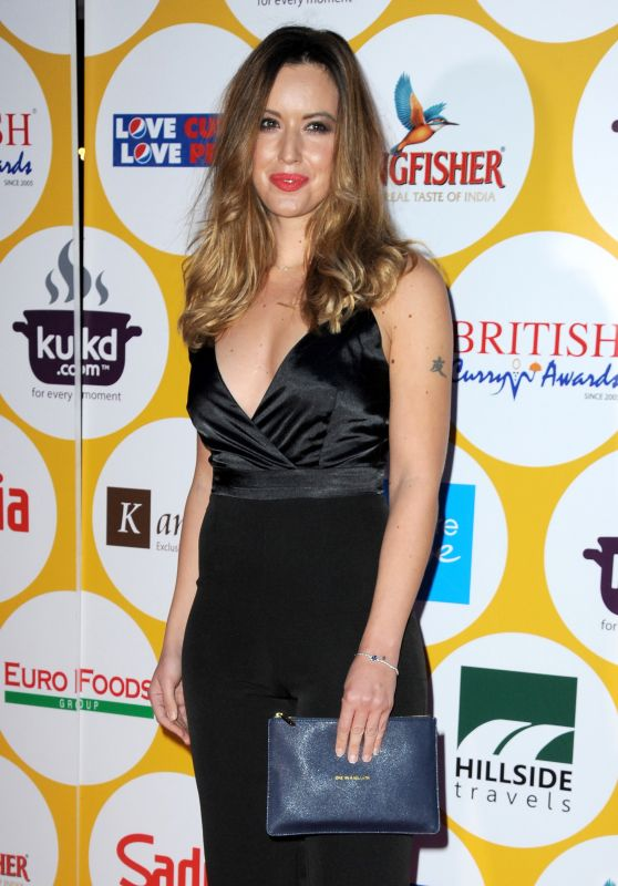 Charlie Webster – British Curry Awards in London 11/28 /2016