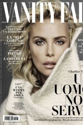 Charlize Theron - Vanity Fair Magazine Italy 9th November 2016