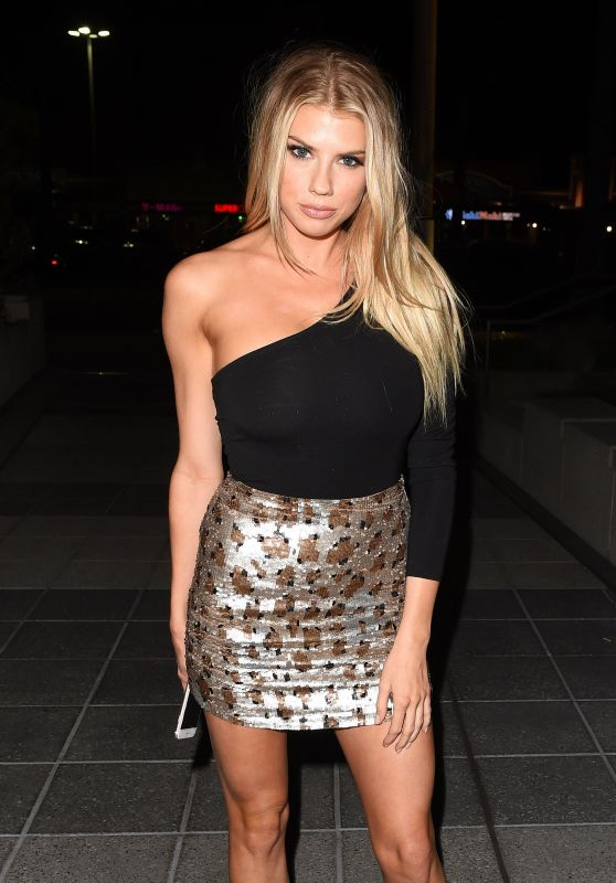 Charlotte McKinney at Revolve Winter Formal Event at NeueHouse in LA, November 2016