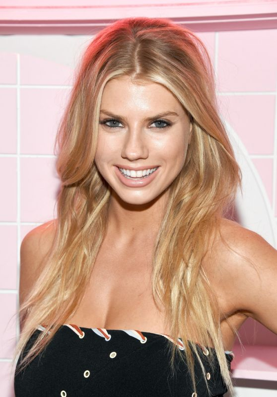 Charlotte McKinney - The Launch Of POP & SUKI in Los Angeles 11/2/ 2016