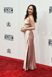 Cheryl Burke – 2016 American Music Awards in Los Angeles