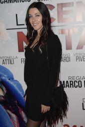 Chiara Tommasini – 'La Cena Di Natale' Film Premiere in Rome